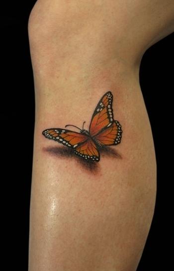 Rachel Gilbert Animal Tattoos - No Hope No Fear Tattoo Art Studio