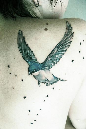 Tattoo by elsemyhre, via Flickr. http://www.flickr.com/photos/35340772@N05/3803314527/in/set-72157621