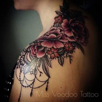 Caro Voodoo Tattoo : Photo