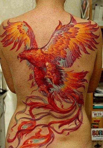 Showcase – Tatuagens de Fênix | Bons Tutoriais