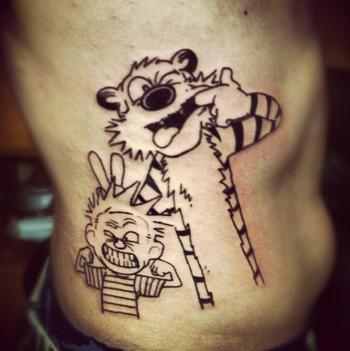 Calvin and Hobbes by JoaoPedroO on deviantART