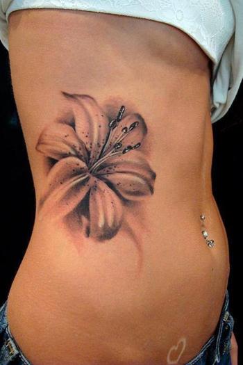 A real tattoo