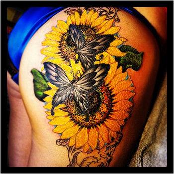 Best Sunflower Tattoo Designs - Our Top 10