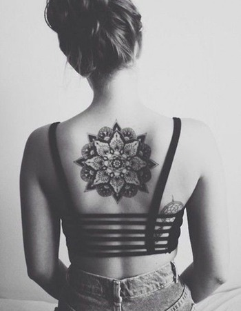 16 Awesome Mandala Tattoos