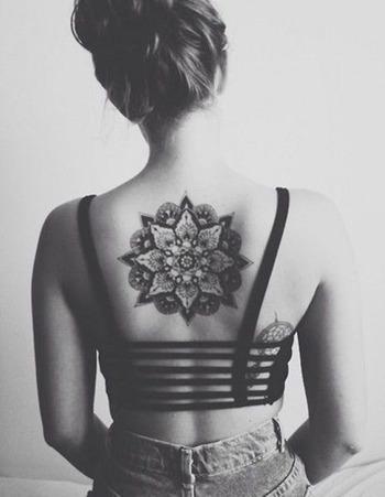 16 Awesome Mandala Tattoos
