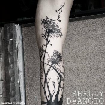 "Shelly DeAngio | Portland Oregon ""A work in progress. Queen.... (http://tattrx.tumblr.com/)"