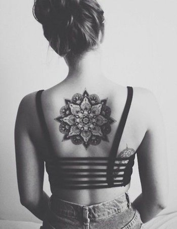 10 Beautiful Mandala Inspired Tattoos