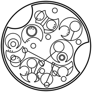 """Tattoo idea! """"I have been and always shall be your friend"""" written in circular Gallifreyan"""
