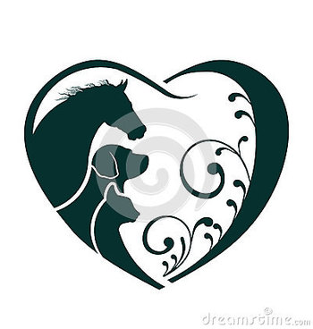 horse dog cat tattoo - Google Search