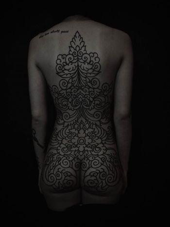 Black Masterpieces By Guy Le Tatooer | Tattoodo.com
