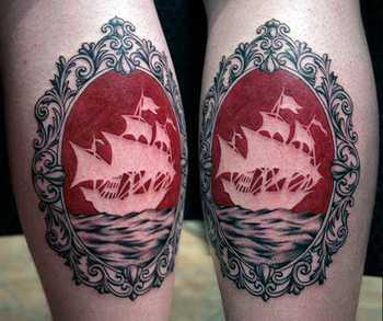 22 ungewöhnliche Negativ-Tattoos