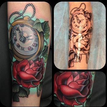 neo-traditional tattoo - Google Search