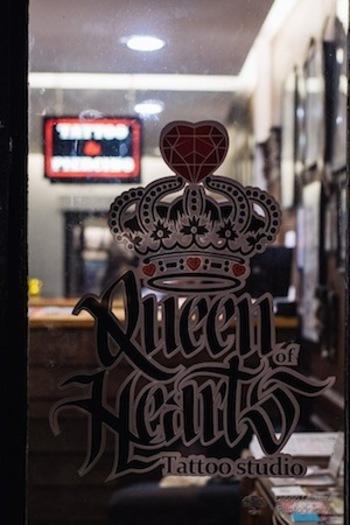 Queen of Hearts Tattoos Lisboa Tattoo and Piercing ( https://www.facebook.com/queenofheartstattoos/ti