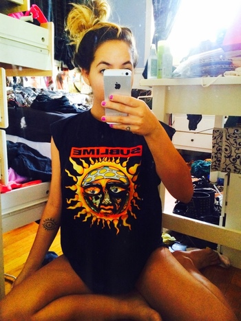 Love, love, love, the shirt. Sublime is my fave.