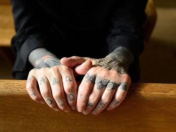 Tattoo artist turned monk: not your typical art story