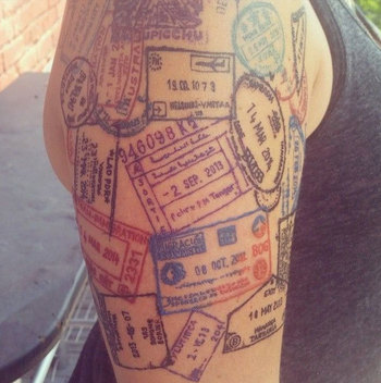 62 Good, Bad, And Deeply Regrettable Travel Tattoos - Mpora