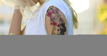 Now you can test drive your tattoo before committing