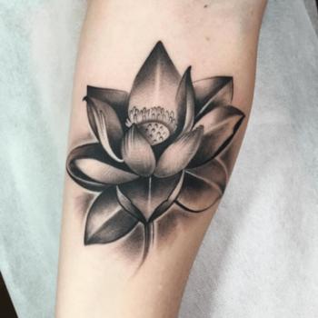 Lotus Flower Tattoos | Tattoo Artists - Inked Magazine