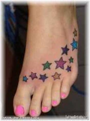 Foot Tattoo Photo by emo_princess_322 | Photobucket