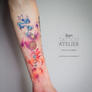 31 Celestial Tattoos That Will Look Magical On Anyone