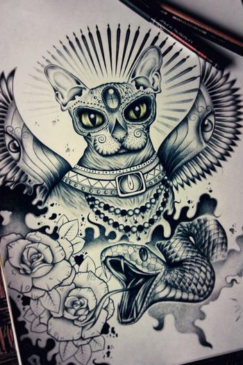 Custom Ink Design by EdwardMiller on deviantART