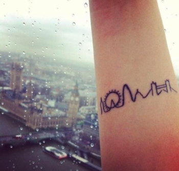 14 Travel Tattoos That Will Give You Wanderlust