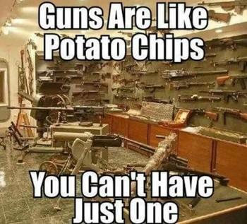 Oh so true! #gun #humor #funny