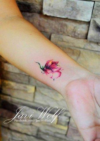 50+ Magnolia Flower Tattoos | Art and Design