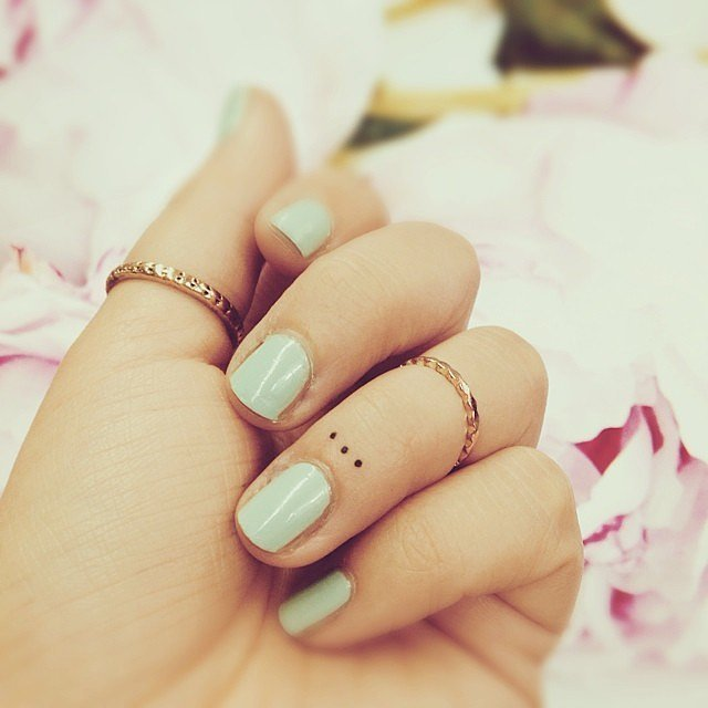 44 real girl tiny tattoo ideas for your first ink original