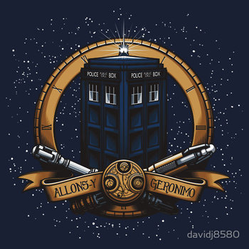 The Day of the Doctor by davidj8580
