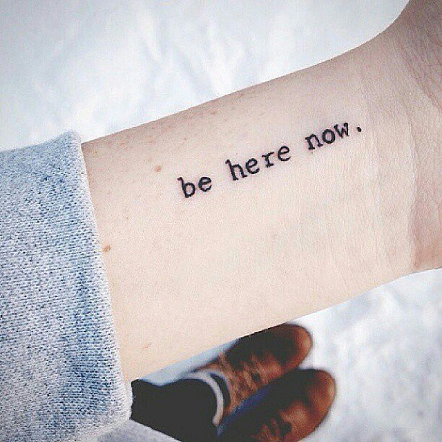 44 beautiful and inspiring quote tattoos original