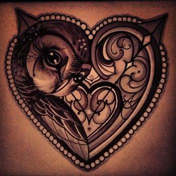 20 Owl Tattoos That Will Keep you Awake