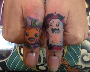 Pumpkin Spice Tattoos - Inked Magazine