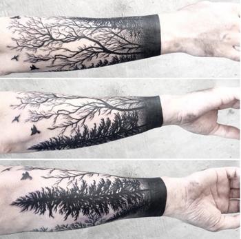 Caitlin Thomas cria tattoos com linhas finas e muitos detalhes precisos - Follow the Colours