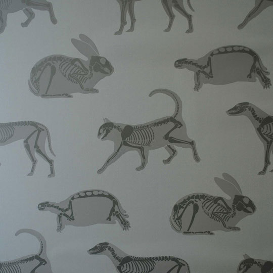 New wallpaper and fabric designs from paperboy original