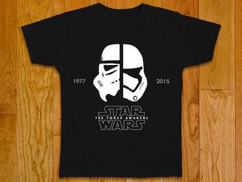 New Star Wars t-shirt, Stormtrooper - Episode VII: The Force Awakens