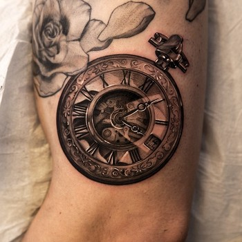 Pocket watch sold to  @marcusceasar