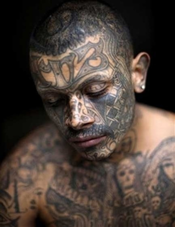 Full Face Tattoos - Inked Magazine