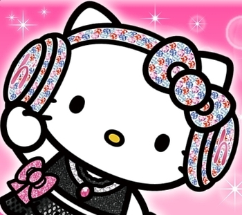 DJ Hello Kitty and Ayumi Hamasaki United at Last!