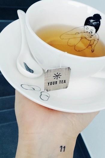 Your Tea organic herbal teatox blends | International Shop