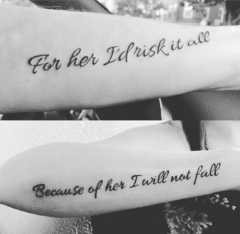 Mother-daughter tattoos that will inspire you to get inked
