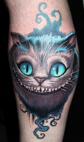 Cartoon Tattoo by James Tattooart