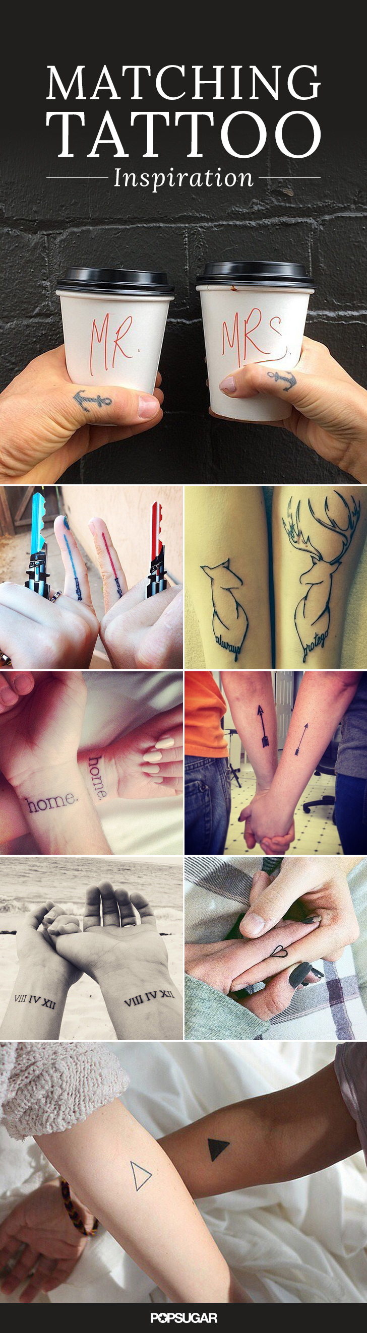33 matching tattoos for couples who are in it to win it original