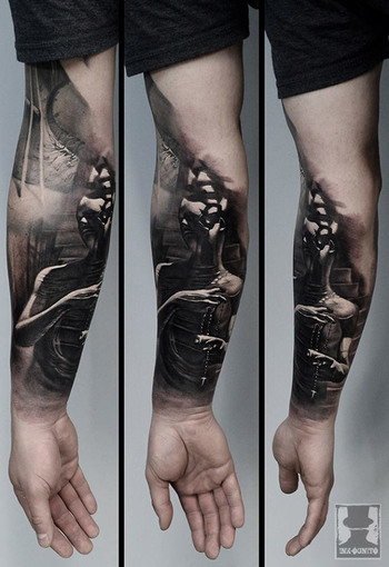 The World's Best Tattoo Artists - Part1 - Blog of Francesco Mugnai
