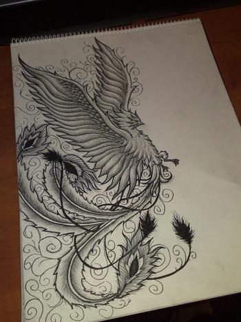 Phoenix Tattoo Poll