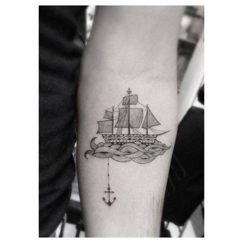cute sailboat tattoo - Google Search