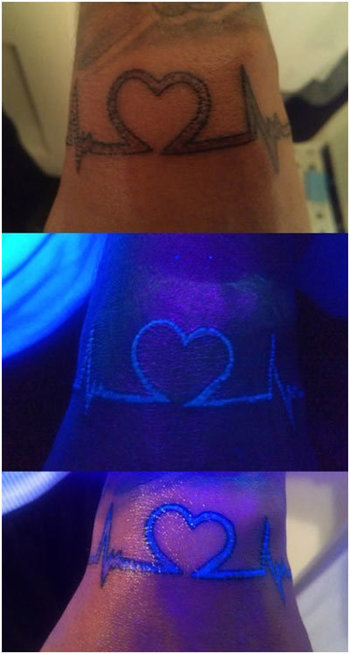 Best UV Ink Tattoos - Our Top 10