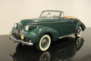 1939 Buick Special 46C Convertible Coupe for sale #1736611