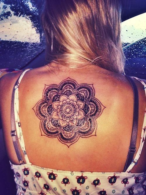 28 amazing back mandala tattoos for women and girls 009f6ab1 16b1 43d6 9b78 7e9f75df736e original