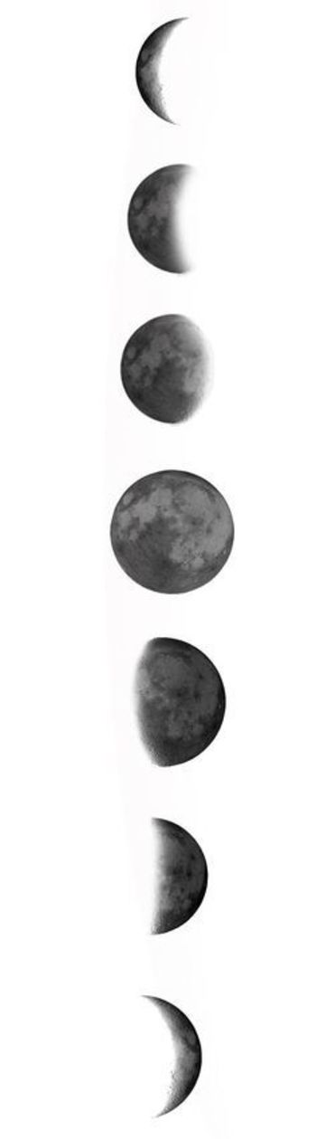 moon phases tumblr - Google Search